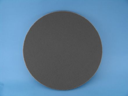 "15"" Black Stripping Pad 1x5"